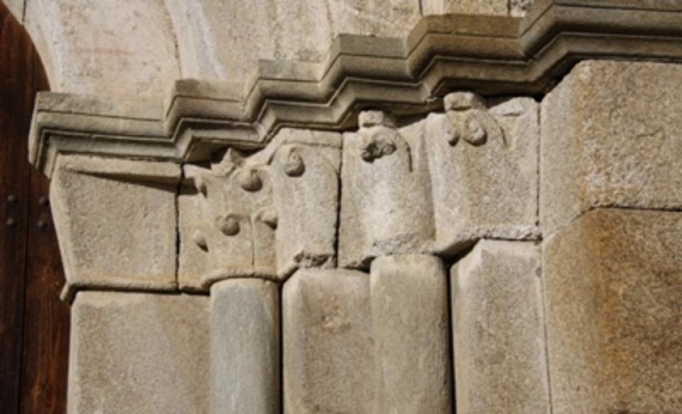 Iglesia monástica de San Martín de Castañeda